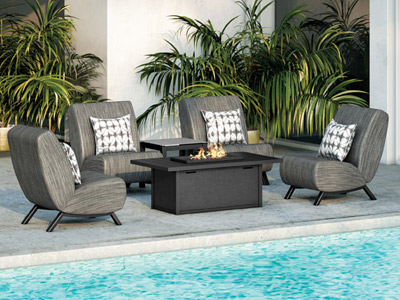 Homecrest Outdoor Living Airo2 collection