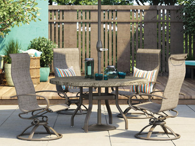 Homecrest Outdoor Living Harbor collection