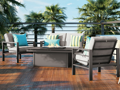 Homecrest Outdoor Living Sutton Cushion collection