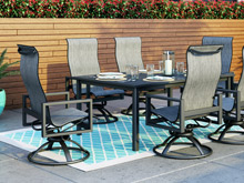 Homecrest Outdoor Living Sutton collection
