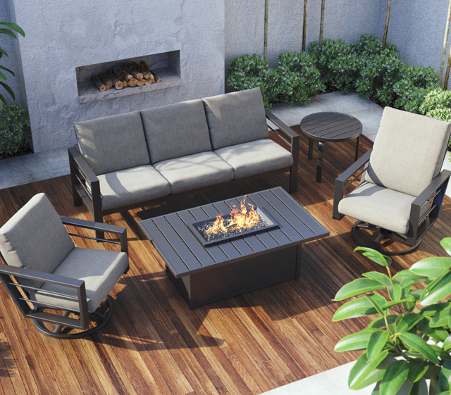 Breeze Fire Tables