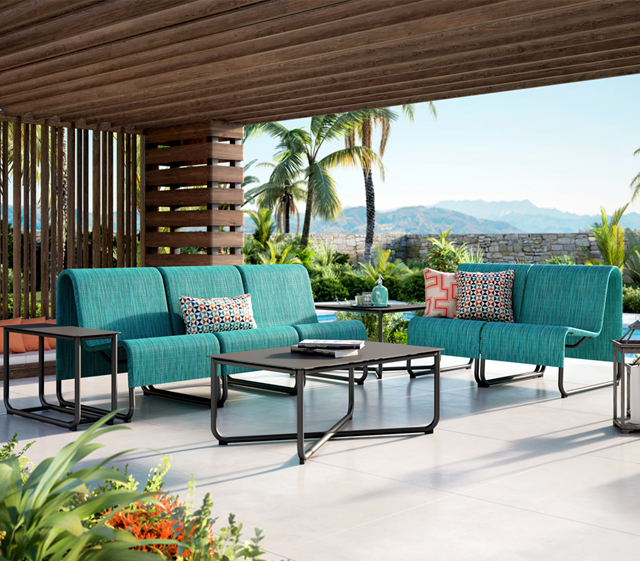Homecrest Outdoor Living Infiniti collection