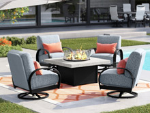 Homecrest Outdoor Living Magneta Cushion collection