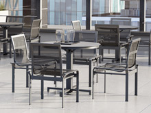 Homecrest Outdoor Living Elevate Mesh collection