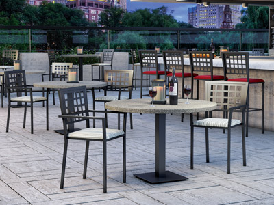 Homecrest Outdoor Living Manhattan collection