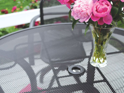 Homecrest Outdoor Living Mesh collection