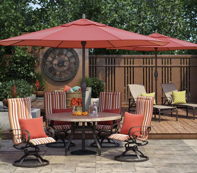 Outdoor Patio Furniture Sandstone