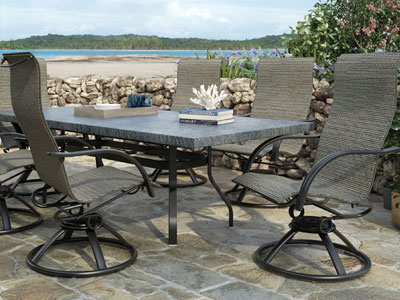 Homecrest Outdoor Living Palisade collection