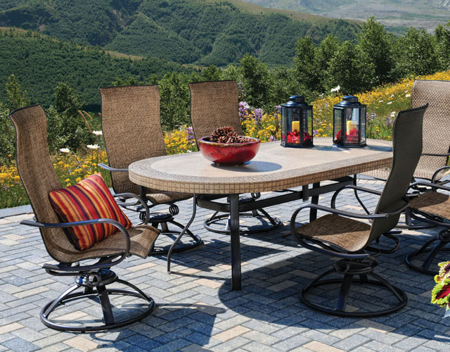 Outdoor Patio Furniture Holly Hill