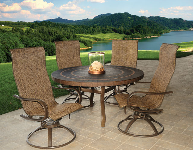 Outdoor Patio Furniture Holly Hill Homecrest Outdoor