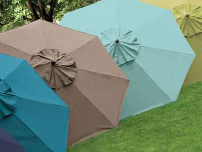 Homecrest Outdoor Living Umbrellas collection