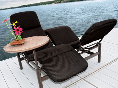 Homecrest Outdoor Living Cirque collection
