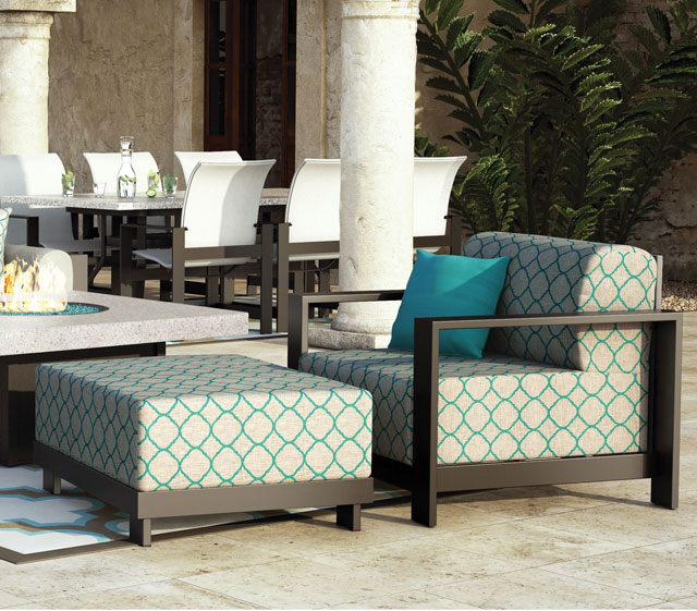 Homecrest Outdoor Living : Outdoor Patio Furniture  Grace Cushion  Homecrest ...