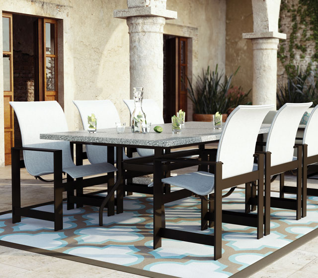 Grace - Outdoor Patio Furniture Grace Homecrest Outdoor Living