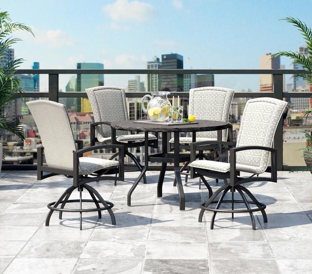 Homecrest Outdoor Living : Outdoor Patio Furniture  Slate  Homecrest Outdoor Living