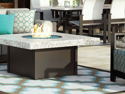 Homecrest Outdoor Living Aurora Icon Series collection