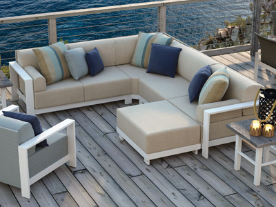 Homecrest Outdoor Living Grace Modular collection