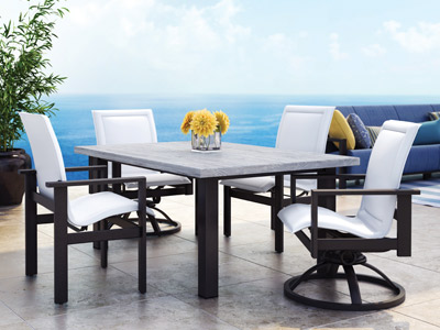 Homecrest Outdoor Living Elements collection
