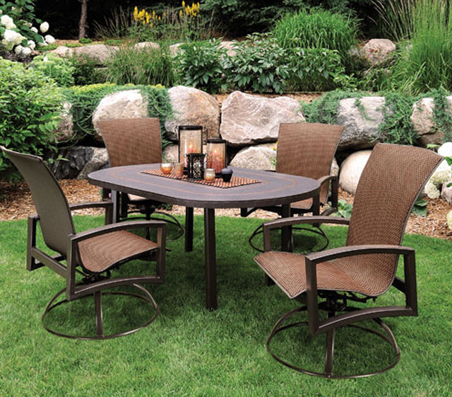 Outdoor patio furniture havenhill homecrest outdoor living for Homecrest patio furniture