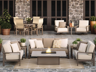 Homecrest Outdoor Living Elements Cushion collection