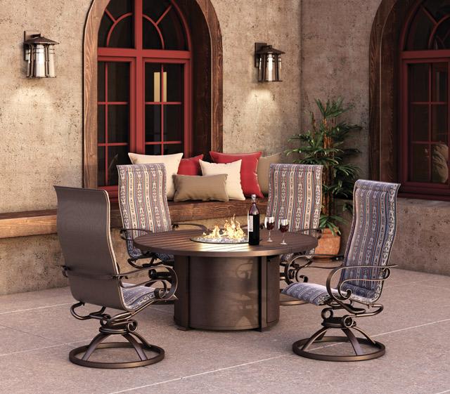 Homecrest Outdoor Living : Outdoor Patio Furniture  Emory  Homecrest Outdoor Living