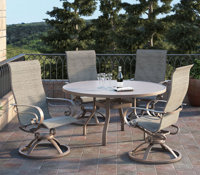 Outdoor patio furniture emory homecrest outdoor living for Homecrest patio furniture