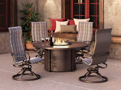 Homecrest Outdoor Living Emory collection