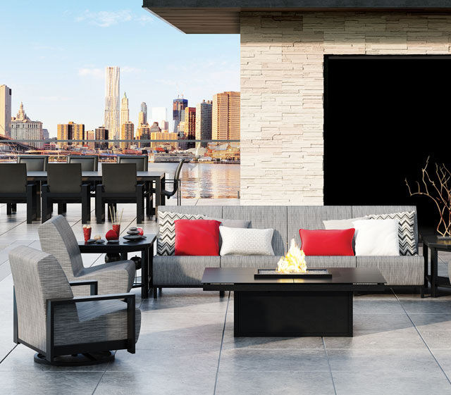 Outdoor Patio Furniture | Grace Air | Homecrest Outdoor Living
