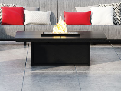 Homecrest Outdoor Living Mode Fire Pits collection