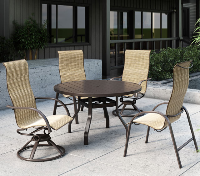 Outdoor patio furniture breeze homecrest outdoor living for Homecrest patio furniture