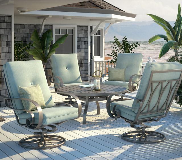 Breeze - Outdoor Patio Furniture Breeze Homecrest Outdoor Living