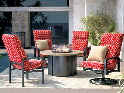 Homecrest Outdoor Living Havenhill Cushion Dining collection