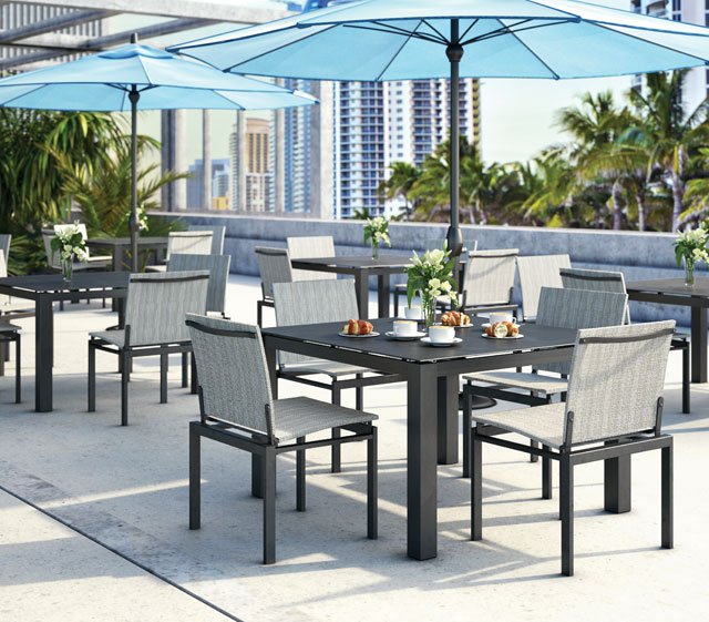 Outdoor patio furniture allure homecrest outdoor living for Homecrest patio furniture