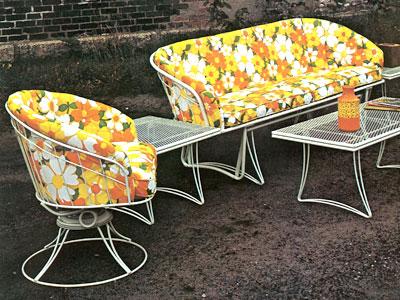 HOMECREST - Color Stories - Vintage Wire Fabrics Homecrest Outdoor Living