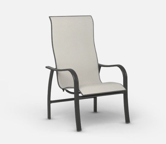 Outdoor Patio Furniture | Holly Hill Collection - High Back ... on