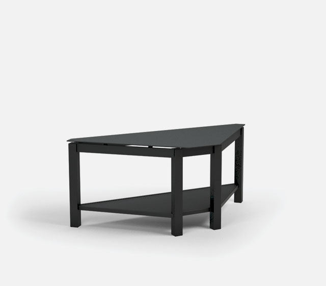 35 5 X 23 End Table Corner Unit