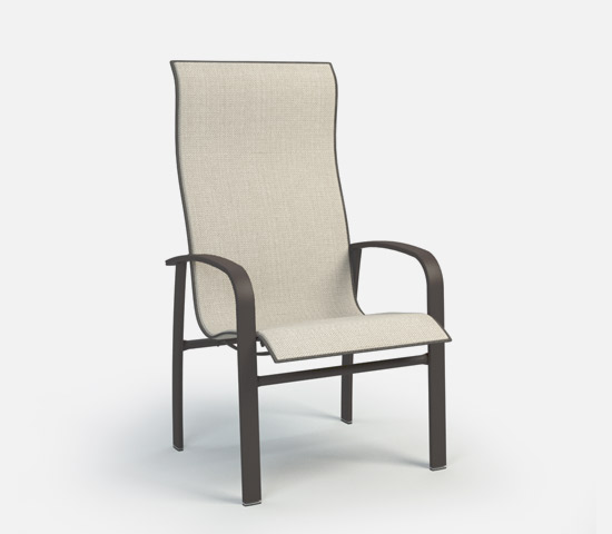Outdoor Patio Furniture | Harbor Collection - High Back ... on