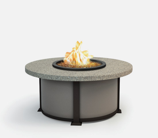 Pleasant Outdoor Patio Furniture Stonegate Fire Tables Homecrest Download Free Architecture Designs Grimeyleaguecom