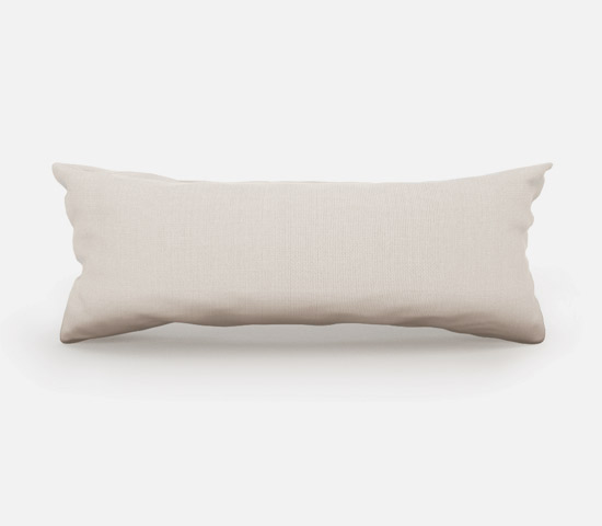 12 X 30 Kidney Pillow