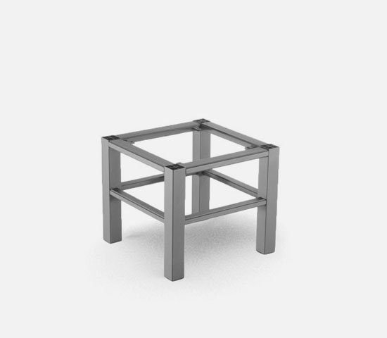 outdoor patio furniture | universal bases collection - side table base