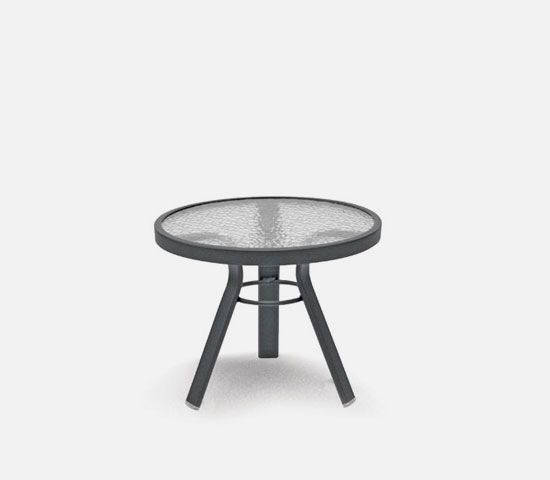 Outdoor Patio Furniture Gl Collection 21 Side Table