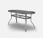 Outdoor Patio Furniture  Large Ellipse, Oval & Rectangular Balcony Table Base