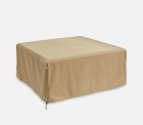 "Outdoor Patio Furniture  42"" Square Fire Table Cover"