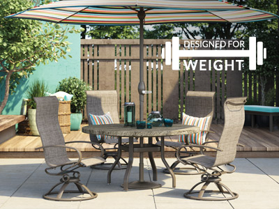Homecrest Designed For Weight Collections